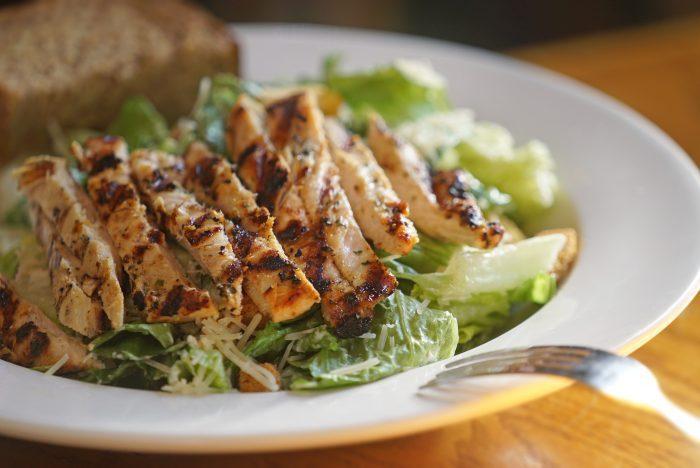 ChickenCeasarSalad